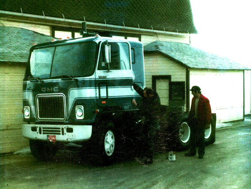 First Truck Bought in 1977