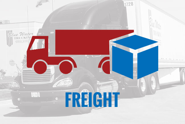 Blue Water Trucking Michigan | Freight Delivery | Bulk Water